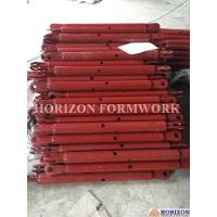 Buy cheap Adjustable Push-Pull Braces to Plumb Vertical Formwork Panels in Construction product