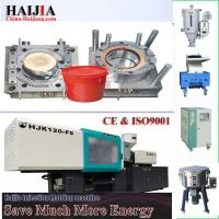 Buy cheap 20L Water Bucket Auto Injection Molding Machine 5.5 Tons Machine Weight from wholesalers