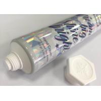 Buy cheap D35*159mm HAL Material  Tube Packaging For Hand Cream with Laser Effect product
