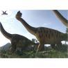 Buy cheap Outdoor Dinosaur Lawn Statue Amusement Park Facility Large Animatronic Dinosaur Statue product