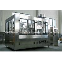 Buy cheap Carbonated Beverage Washing-Filling-Capping Machine Monobloc 3in1 (CGFD18-18-6) product