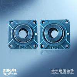 Buy cheap Automatic Aligning Cast Iron Pillow Block Bearing 35mm UELFS207 / HCFS207 product