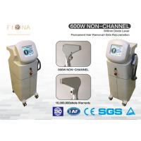 Buy cheap Professional Diode Laser Hair Removal Machine 20 * 25mm Spot Size Simple Operation product