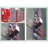 Buy cheap High Efficiency Building Site Hoist , Construction Elevator 2000kg Capacity product