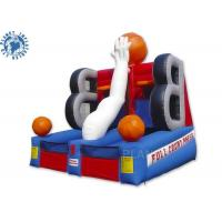 Buy cheap Full court Press Basketball Inflatable Sports game for party rental from wholesalers