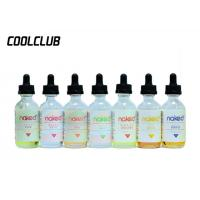 Buy cheap Healthy Smoke Oil Flavor E Cigarette Liquid Glass Dripper Bottle Type product