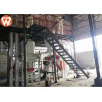 Buy cheap Large Scale Poultry Feed Manufacturing Equipment Complete Production Line product