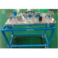 China Stamping Parts Sheet Metal Fixtures , Customized Checking Fixture ISO 9001 2008 on sale
