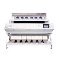 Buy cheap Automatic CCD Steamed Rice Color Sorter Rice Processing Machine 7 Channels product