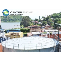 Buy cheap Coated Glass Lined Steel Tanks Up Flow Anaerobic Sludge Bed product