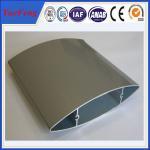 Buy cheap Aluminium louver profile supplier, extruded industrial aluminium profile supplier product