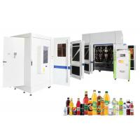Buy cheap 28000BPH 500ml Blowing Filling Capping Combiblock Water Bottling Line With Combi from wholesalers