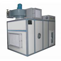 China Honeycomb Rotor Industrial Desiccant Dehumidifer Machine for Safety Glazing Material Industry on sale