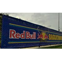 Buy cheap SGS Promotional Mesh Vinyl Banner Great For Windy Outdoor Locations product