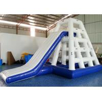 Buy cheap Safety Inflatable Water Games Inflatable Jungle Rock Silk Screen Printing product