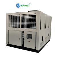 Buy cheap Industrial Air Chlling Machine Air Cooled Chiller For Plastic Injection Extrusion Machine Cooling product