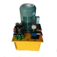 Buy cheap 2D - SY100/10 Series Motor Test Pump 100L / H Discharge Pressure 10mpa product