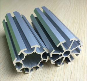 Buy cheap Modular 6000 Series Alloy Exhibition Display Aluminum Profiles product