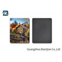Buy cheap OEM 3D Lenticular Printing Postcard PET PP 0.65 MM 15 x 10 CM For Adverting product