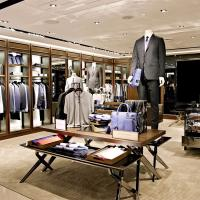 Fresh Clothing Boutique Interior Design Ideas