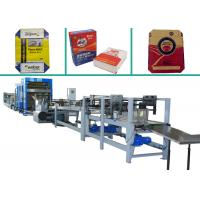 Buy cheap CE Cement Paper Bag Making Machine Deviation Rectifying System product