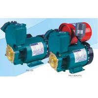 Buy cheap Farm Clean Water Self Priming Water Transfer Pump 0.25HP/0.18KW 220V 50HZ product