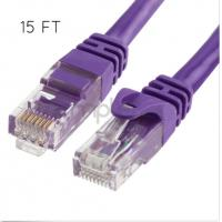 Buy cheap Multi Cord BC UTP Cat6 Patch Cord applying Network With ROHS Jacket from wholesalers