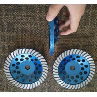 "Buy cheap 7"" Turbo Cup Wheel Diamond Grinding Disc For Concrete and Stone Grinding product"