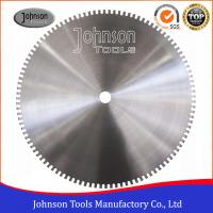 Quality Silver Brazed Diamond Stone Cutting Disc , Dry Cut Saw Blade 300-1600mm for sale