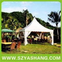 Buy cheap Outdoor gazebo from wholesalers