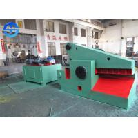 Buy cheap PLC Control  Hydraulic Alligator Shear Waste Copper Shearing Machine 15 Kw For Recycling product