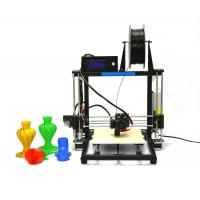 Buy cheap Rapid Prototyping Desktop 3D Printer , Prusa i3 Aluminum 3D Printer product