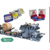 Buy cheap High Performance Kraft Paper Bag Making Machine Including Step Flat Cutting product
