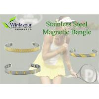 Buy cheap stainless steel magnetic bracelet product