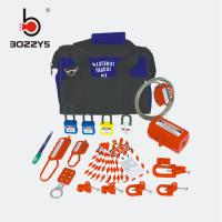 Buy cheap Departmental And Group Master Lockout Kit , Electrical Isolation Combination Bag from wholesalers