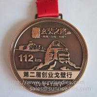 Buy cheap Engraved metal medallion maker China for custom metal medals and medallions for cheap product