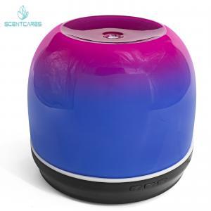 China 500ml 3D Glass Ultrasonic Aromatherapy Diffuser on sale