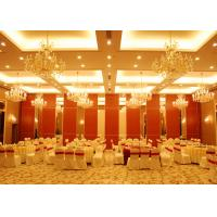 Buy cheap Conference Room Folding Partition Walls Customers Own Material Finish product