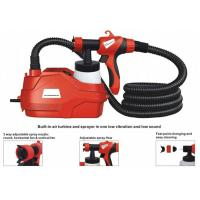 Buy cheap Electric HVLP paint sprayer machine for wall , frence ,  furniture paint spray gun product