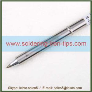 Buy cheap HAKKO T12-B replacement tips T12 series tips Hakko tips Hakko soldering bit product