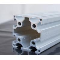 Buy cheap Custom 6060 T Slot Aluminum Extrusion Industrial Profile With Anodizing Finish product