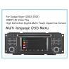 Buy cheap Stereo Viper Dodge DVD Player Car DVD GPS Navigation 2003 - 2012 CT1D-D8836C product