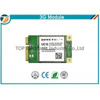 Quality QUECTEL Wireless Communication 3G Modem Module UC15 Remote Monitor System for sale