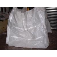 Buy cheap Gravel Bulk Large Piping Bags With 2500lbs Capacity , White Color product