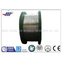 Buy cheap Spring Hard Drawn Steel Wire 0.45mm Dia With 1470N/Mm2-1770N/Mm2 Tensile Strength product
