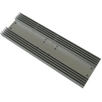 Buy cheap Rectangle Radiator Aluminium Heat Sink Profiles For Consumer Electronics product