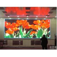 Buy cheap SMD Indoor Full Color LED Screen For Advertisement , P6 LED Display 1200 cd / ㎡ product