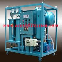 Buy cheap DVTP100 Double Stages Vacuum Transformer Oil Purification Plant product