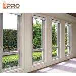 Buy cheap Small Aluminium Awning Windows Horizontal Opening Pattern Electrophoresis product
