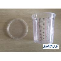 Disposable Mixing Cups With 1100ml Plastic cup OEM accepted print on body